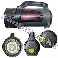 Ручной аккумуляторный светодиодный фонарь JS-881A LED 3 режима