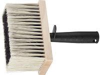 Макловица, искусственная щетина, деревянный корпус Зубр Эксперт Макси  (70x150мм)