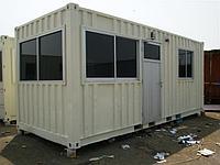 Утепленный контейнер под офис на 20 или 40 фут., фото 1