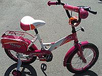 "Велосипед Prego 16"" на возраст 4-7 лет, фото 1"