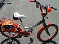 "Велосипед Prego 12"" на возраст 2-4 лет"