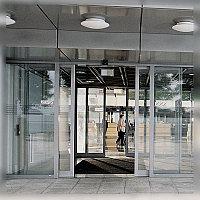 Автоматическая раздвижная дверь DORMA ST R-THERMO (Германия)