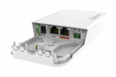PoE-инжектор с функцией бесперебойного питания MikroTik mUPS