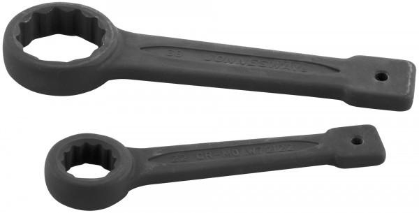 W72155 Ключ гаечный накидной ударный, 55 мм