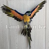 Попугай декоративный ручной работы