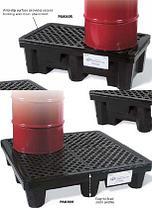 Плаcтиковый поддон для 4-х бочек NewPig® PAK210-WD , фото 3