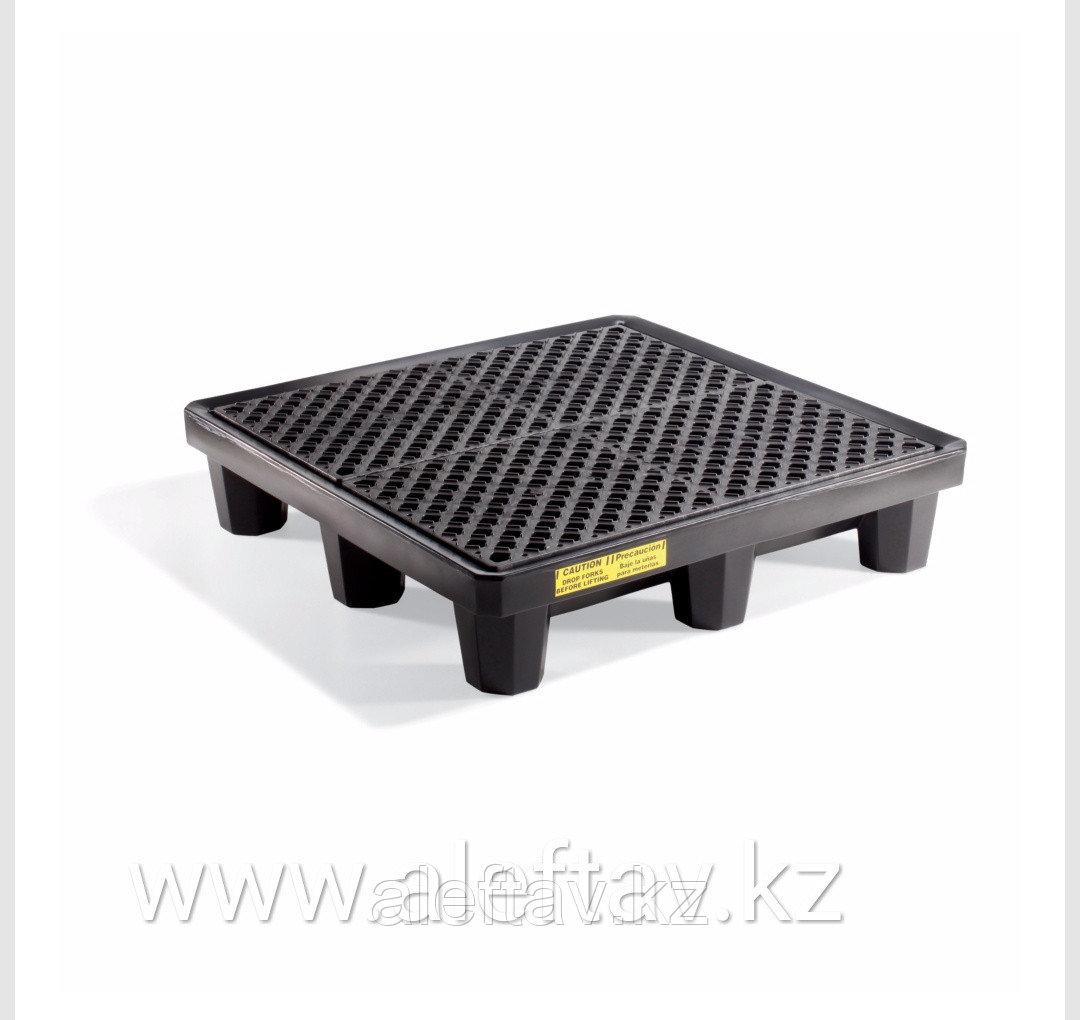 Плаcтиковый поддон для 4-х бочек NewPig® PAK210-WD