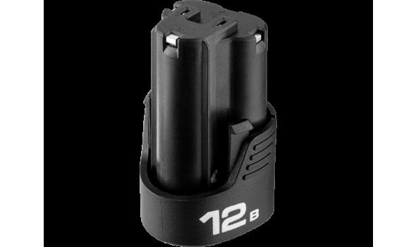 Аккумуляторная батарея 12 В, Li-Ion, 1.5 Ач, ЗУБР, фото 2