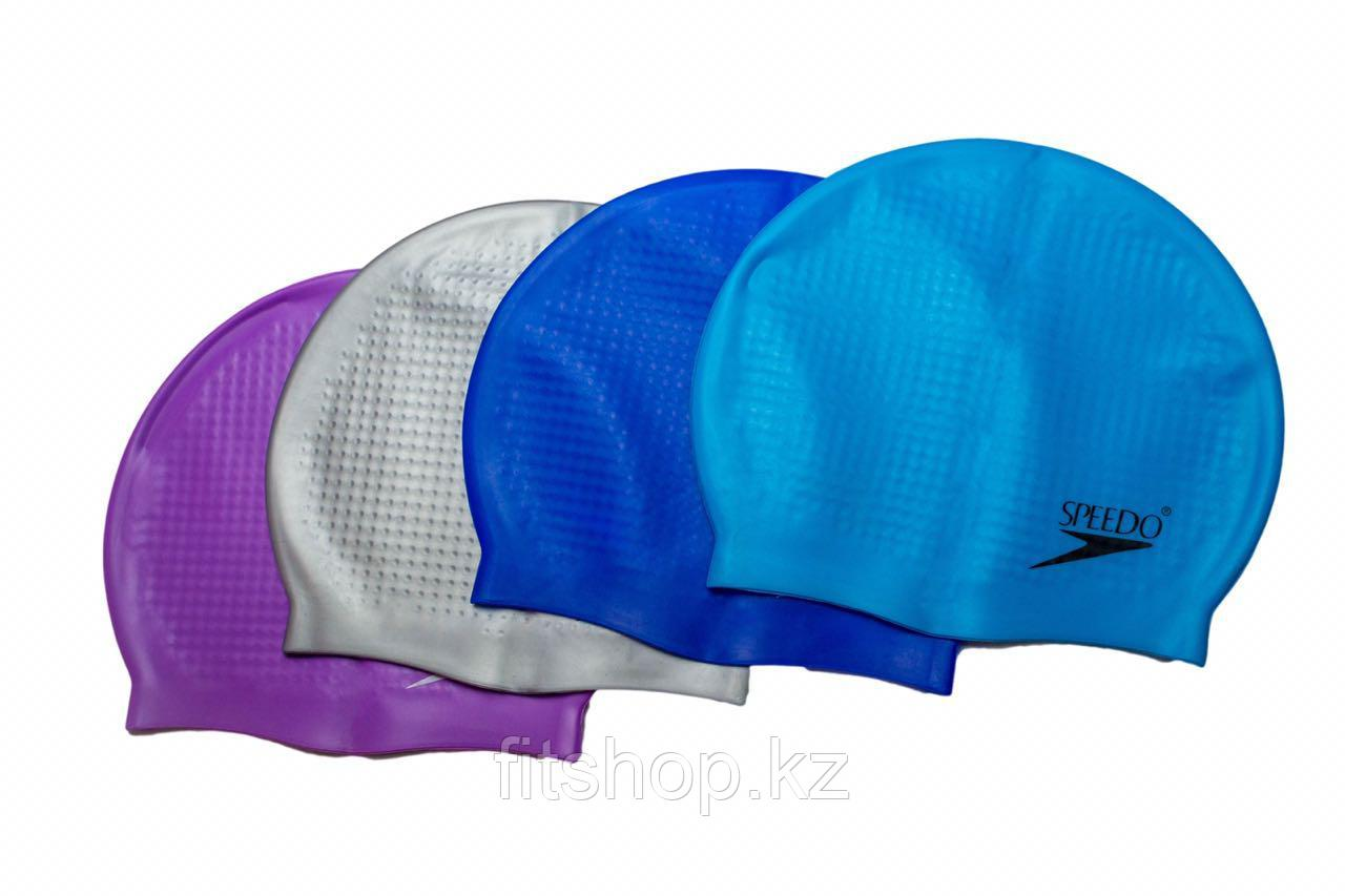 Силиконовая шапочка для плавания Speedo