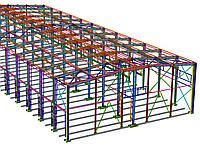 Разработка ТЭО на строительство завода металлоконструкций