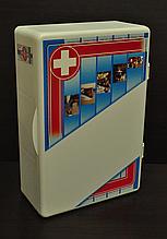 Контейнер для медикаментов (ПЛАСТИК) размер 385мм х 255мм х 130мм