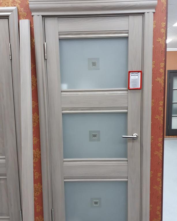 Дверь 4Х Орех пекан