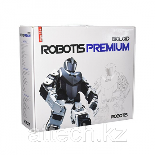 Человекоподобный робот-конструктор Robotis Bioloid Premium