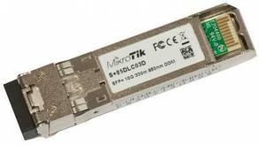 Модуль Mikrotik SFP+ оптический, 10G, дальность до 300м, 850нм