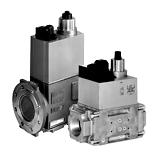 Двойной электромагнитный клапан DMV-DLE 520/11 222599 фирмы DUNGS
