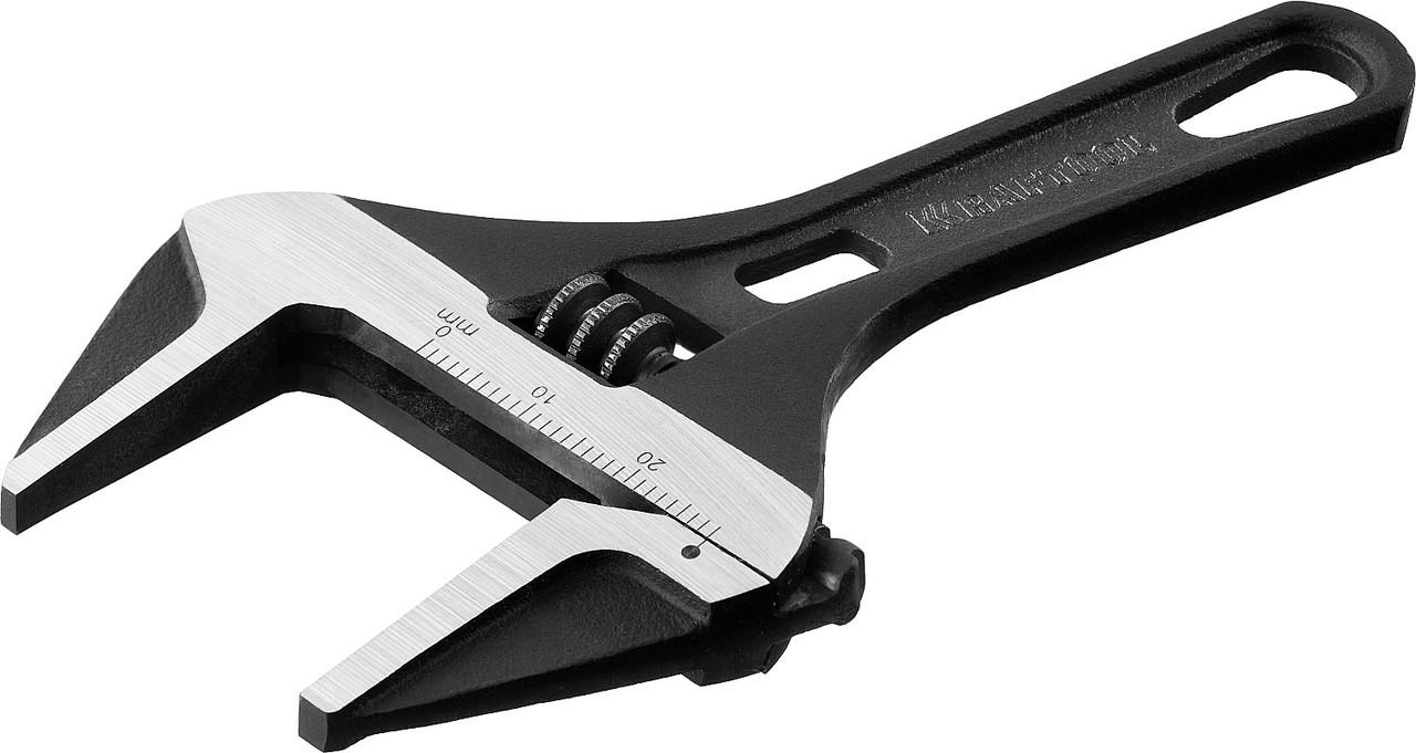 Ключ разводной с тонкими губками SLIMWIDE-K KRAFTOOL 27266-15
