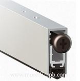 Межкомнатная  двери эмаль модель Милетто белый шелк, фото 5