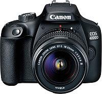 Цифровой фотоаппарат Canon EOS 4000D kit (EF-S 18-55mm f/3.5-5.6 III)