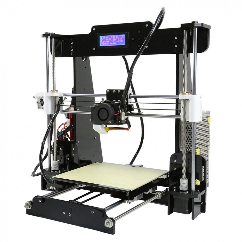 3D ПРИНТЕР ANET A8 (ДЕМОНТАЖ)
