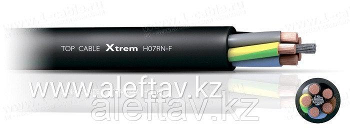 Cиловой эластичный кабель в резиновой оболочке EM2 серии XTREM ®, HELLERMANNTYTON