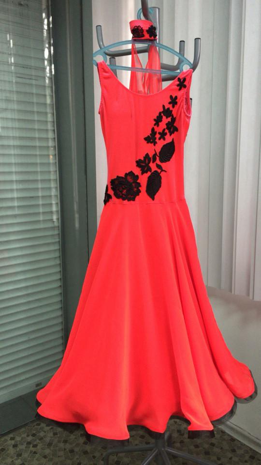 Бальное платье для танцев