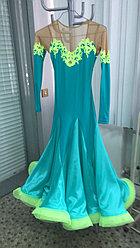 Платье женское бальное стандартное