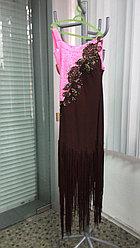 Бальное платье для танца