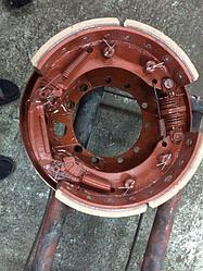 Тормоз задних колес 225.73.06.00.000-01