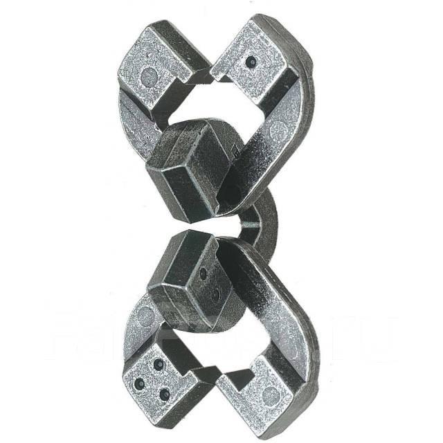 """Cast Puzzle Головоломка """"Цепь"""" Chain (сложность 6/6)"""