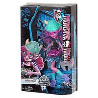 Кукла Кирсти Троллсонн Kjersti Trollson серия Boo Students Бу ученики Monster High