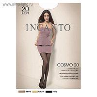 Колготки женские INCANTO Cosmo 20 den, цвет чёрный (nero), размер 5