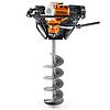 BT 130 Бензобур (мотобур) для одного рабочего с системой быстрого торможения бура QuickStop