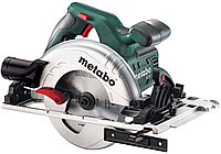 Циркулярная пила Metabo KS 55 FS, 1200вт, 55мм, картон