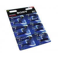 Батарейка мизинчиковая Sony LR3 AAA, 12 шт