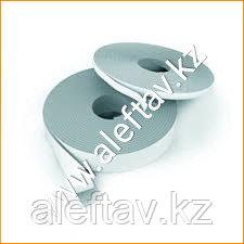 ИЗОСПАН самоклеющаяся уплотнительная лента для стекла (50ммХ10м). Термостойкость 130°С, фото 2