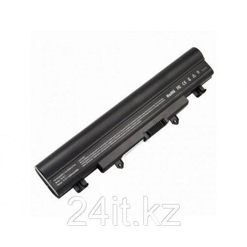 Аккумулятор для ноутбука Acer E5/ 11.1 В/ 4400 мАч, черный