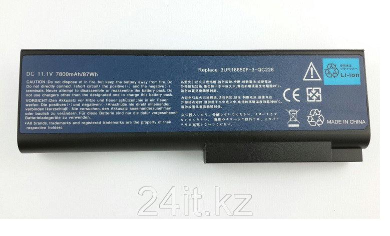 Аккумулятор для ноутбука Acer F5000/ 11,1 В/ 7800 мАч, черный