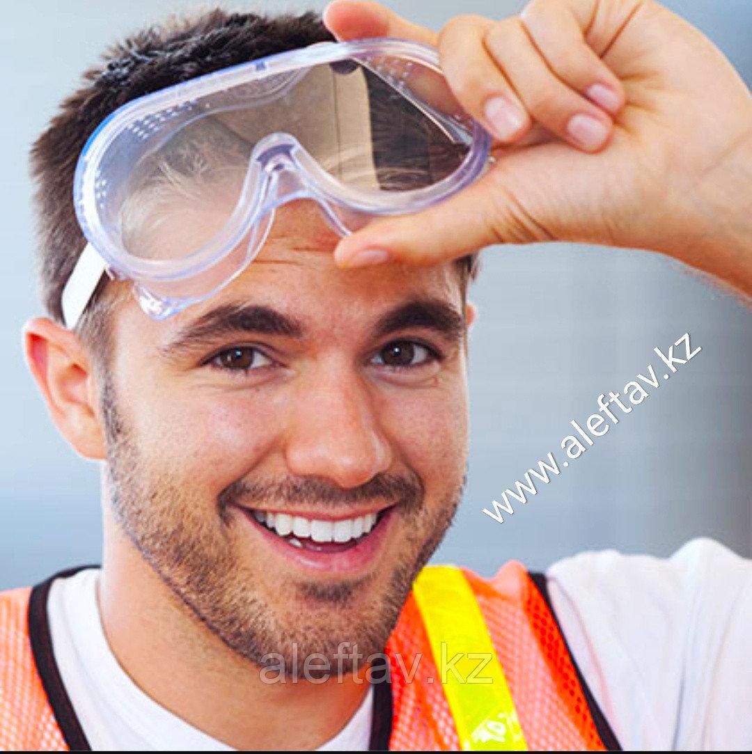 Высокопрочные защитные очки PARKSON, USA