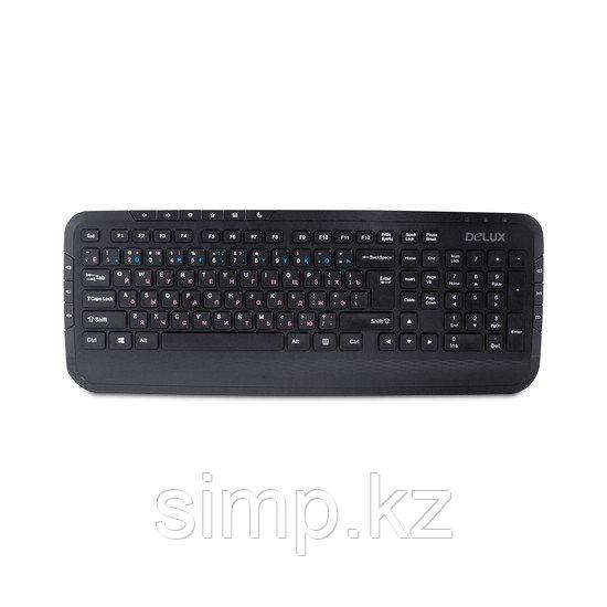 Клавиатура Delux DLK-160UB