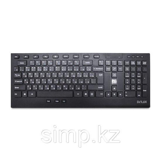 Клавиатура Delux DLK-2200GB