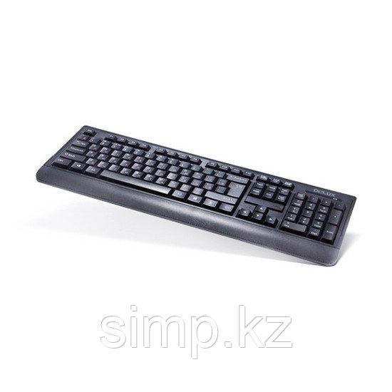 Клавиатура Delux DLK-6010GB