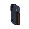 Аналоговый модуль расширения ТМ3- 2 температурных входа + 1 аналоговый выход пружинные клеммы