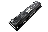 Аккумулятор для ноутбука Asus A32-N55/ 10,8 В/ 5200 мАч, черный