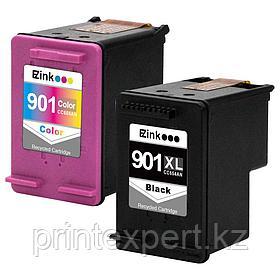 Картридж HP CC654A №901XL Black, 18ml, for DJ 4524/J4535/J4580/J4624/J4660/J4680 up to 700 pages JET TEK