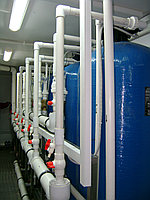 Блочно-модульная установка водоподготовки «Сокол» 15 м3/час