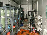 Модульная станция водоподготовки «Сокол» 100 м3/час