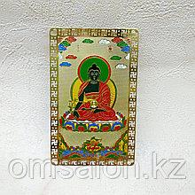 Карточка-амулет Будда Медицины