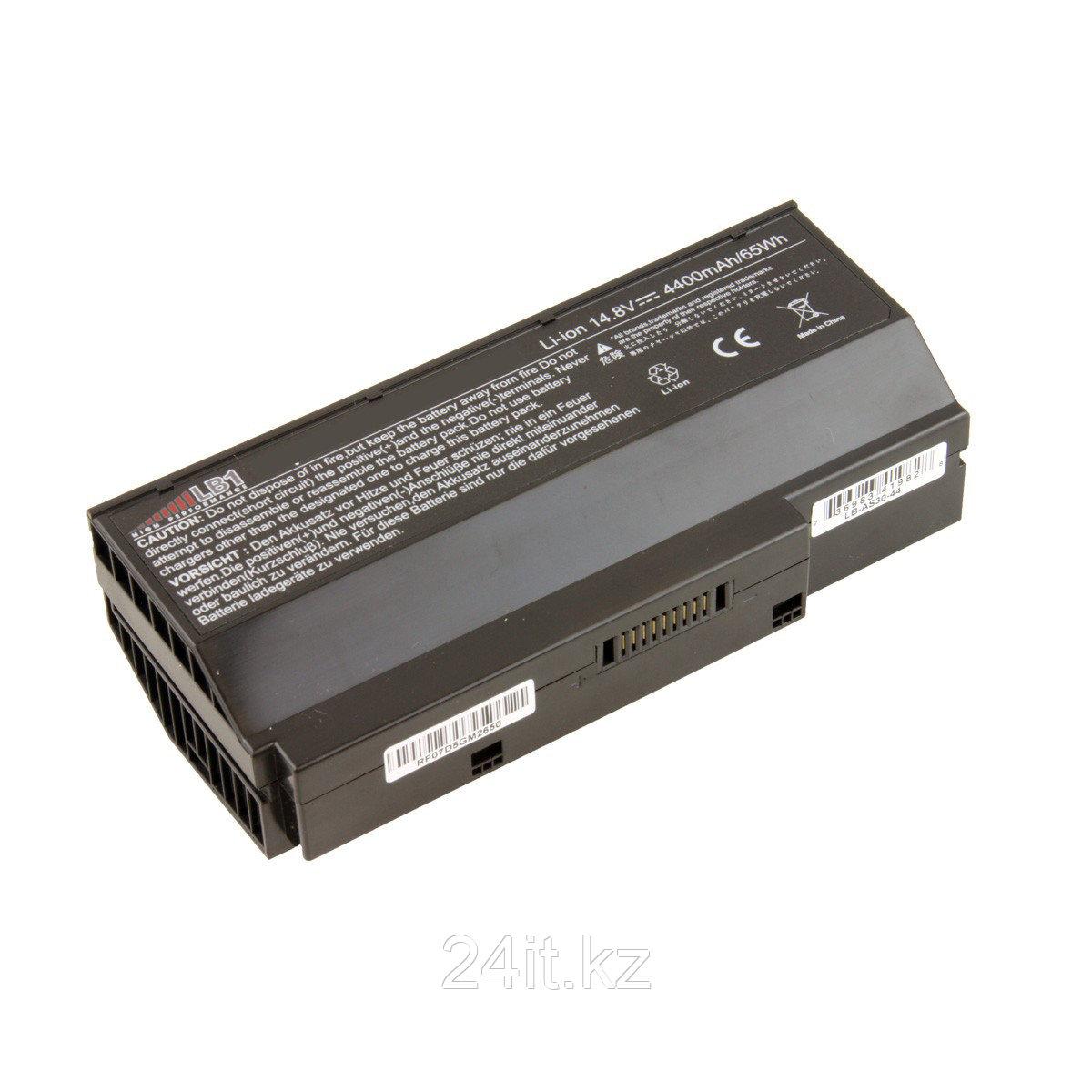 Аккумулятор для ноутбука Asus A42-G73/ 14,8 В/ 4400 мАч, черный