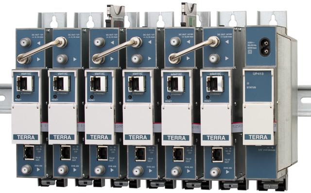 Система потоковой трансляции DVB в IP