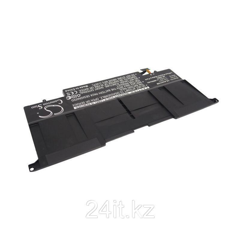 Аккумулятор для ноутбука Asus Zenbook UX31/ 7,4 В/ 5200 мАч, черный, ORIGINAL